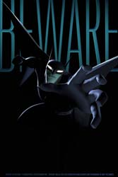 Teaserfoto zur neuen Batman Animationsserie Beware the Batman