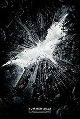 Teaser Poster zu The Dark Knight Rises