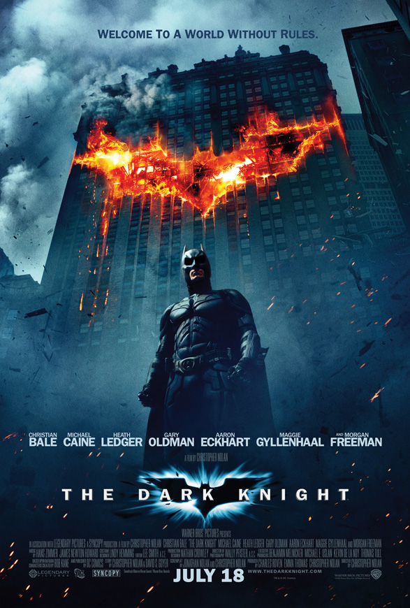 Filmplakat zu The Dark Knight