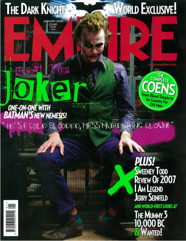 Der Joker bei Empire