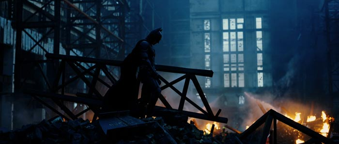 Batman im 2. The Dark Knight Trailer
