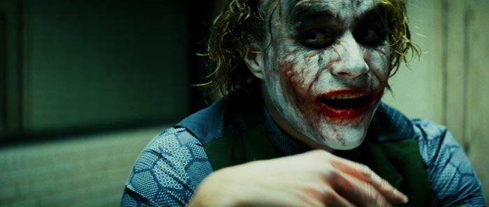 Joker im 2. The Dark Knight Trailer